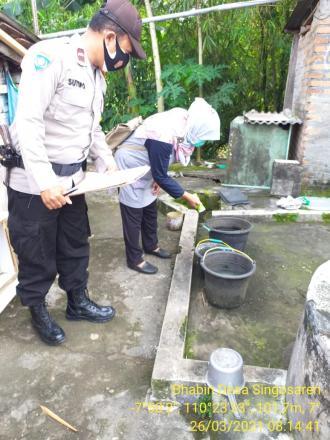Pemberantasan Sarang Nyamuk Kampung Sarirejo 2