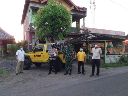 Patroli Kamtibmas Terkait Petasan dan Antisipasi Balap Liar